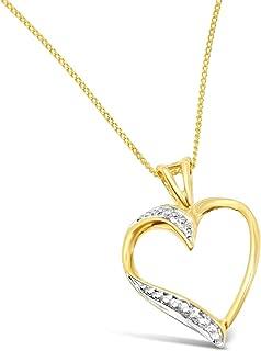 Silvernshine Jewels Pendentif Solitaire Diamant Noir Taille Ronde 3//4 Ct Avec Cha/îne 18  Or Blanc 14K Fn