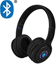 PHOINIKAS Wireless Bluetooth 4.2 Over-The-Ear Foldable Headphones Gaming Headset with Mic for Nintendo Switch, PC, Playstation 4, Xbox One, VR, Android and iOS, with NFC, Wired Mode … …