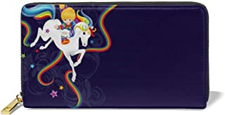 Women's New Card Holder New Fashion Wristlets Wallets Rainbow Brite And Starlite Memories