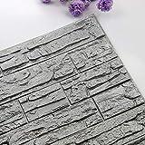 DIY 3D ladrillo PE espuma papel pared papel pintado 3d papel pintado ladrillo papel de pared papel...