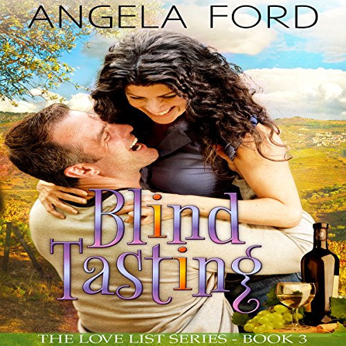 Blind Tasting audiobook cover art