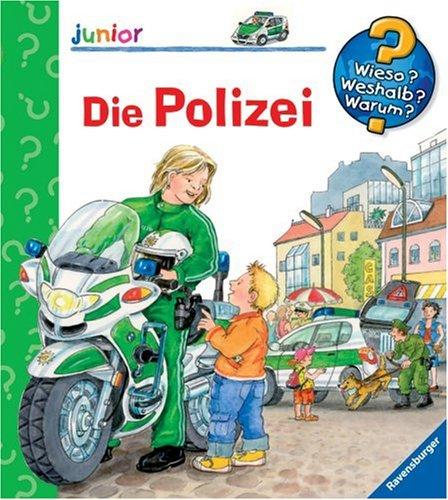 Ravensburger 02654 WWW Junior Die Polizei