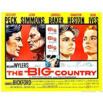 """The Big Country (Theme from """"The Big Country"""" Original Soundtrack)"""