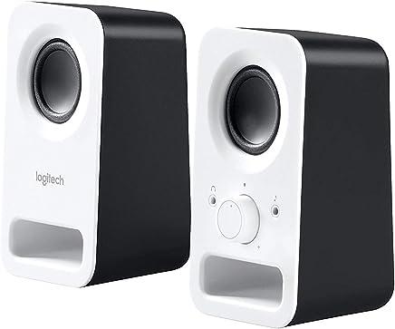 Logitech Z150 Multimedia Altoparlanti, Versione Italiana, Bianco - Trova i prezzi più bassi