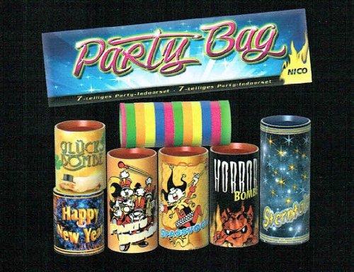 Tischfeuerwerk Party-Bag