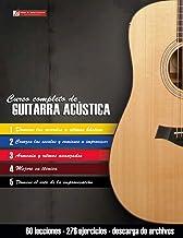 Curso completo de guitarra acústica: Método moderno de...