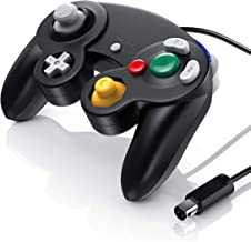 Black Gamecube Controller Classic Wired for Nintendo Gamecube Wii
