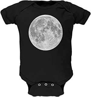 Earth's Moon Costume Soft Baby One Piece