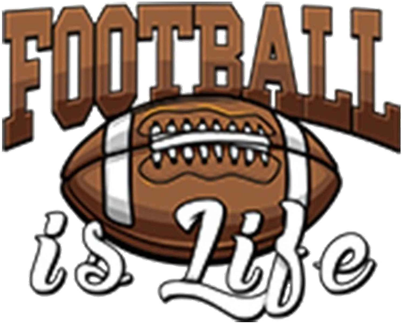 Football is Life Printed T-Shirt