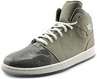 [628619-003] AIR Jordan 1 Retro 95 Mens Sneakers AIR JORDANMEDIUM Gry/White-Cool GREYM