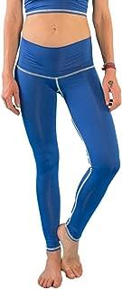 Women's Hot Pant or Legging, OSHUN Blue, Small