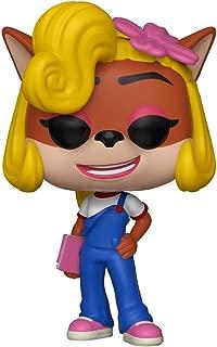 Funko Pop Games: Crash Bandicoot - Coco Collectible Figure, Multicolor