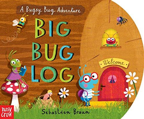 Big Bug Log (Bugsy Bug Adventure)