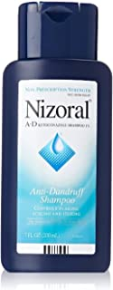 Nizoral AntiDandruff Shampoo, 7-Ounce Bottles (Pack of 2)