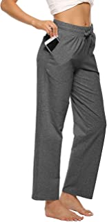 cotton walking trousers