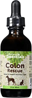 Animal Essentials Colon Rescue Herbal GI Support for Dogs & Cats, 2 fl oz | Phytomucil Blend Supports Normal Bowel Function