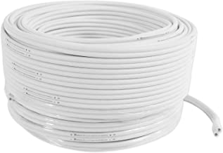 $39 » Sponsored Ad - Rockville Marine 14G100 OFC 14 Gauge 100 Foot 100% Copper Speaker Wire White