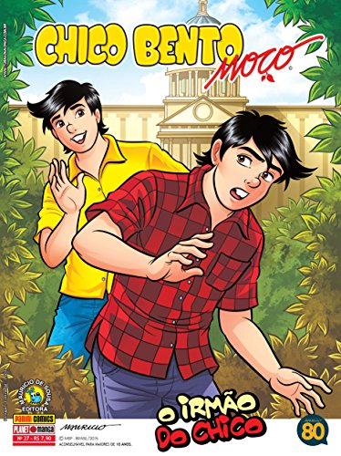 Chico Bento Moço- Volume 27