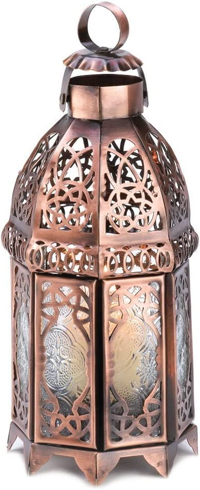 Gallery of Light Copper Lamp Candle Albuquerque Mall New York Mall Moroccan