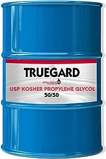 TRUEGARD Propylene Glycol USP Kosher 50/50-55-Gallon Drum