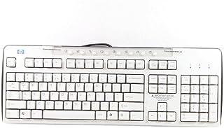 HP KB-0133 International English Layout PS/2 لوحة مفاتيح سطح المكتب 265987-B32 325445-B31