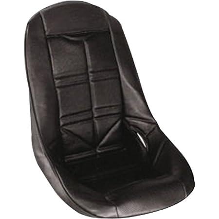Kyostar Universal Stainless Steel Low Seat Side Mount for Bride Recaro Sparco OMP Bucket Seat Black