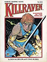Killraven: Warrior of the Worlds 0939766590 Book Cover