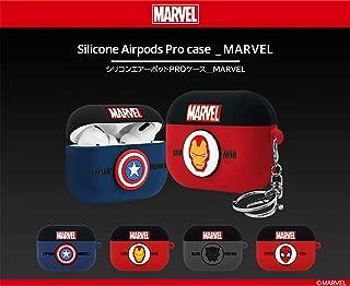 「MARVEL」[AIRPODS PRO] SILICONE CASE APPLE マーベル・エアーポッツ・プロ・シリコン・ケース・アップル (SPIDER MAN)