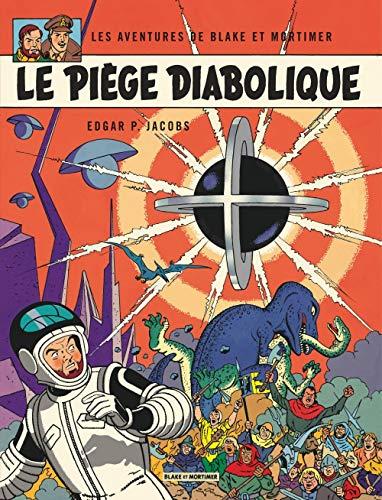 Blake & Mortimer - tome 9 - Le Piège diabolique