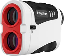 $159 » Raythor Pro GEN S2 Golf Rangefinder, Laser Range Finder with Pinsensor and Physical Slope Switch, Continuous Scan, Recharg...