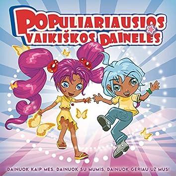 Populiariausios Vaikiškos Dainelės 1