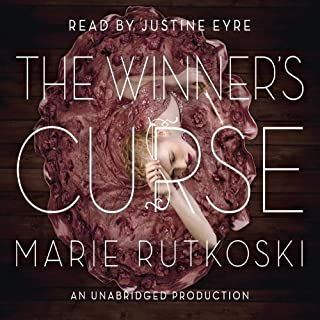 The Winner's Curse audiobook cover art