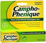 Campho-Phenique Pain & Itch Relief Antiseptic Gel 0.5 oz
