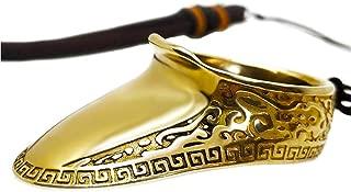 Best mongolian archery thumb ring Reviews