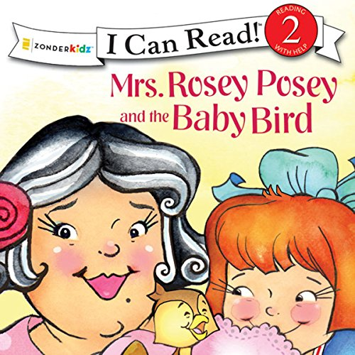 Mrs. Rosey Posey and the Baby Bird  audiobook cover art