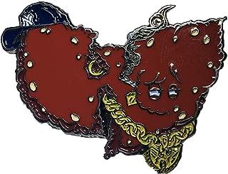 WuWad Meatwad X Wu Tang Clan Enamel Pin