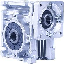 Worm Gear Gearbox NMRV-030 Speed Reducer Ratio 30:1 for Nema23 Stepper Motor