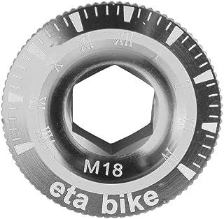 クランクカバースクリューキャップ BMX MTB マウンテンバイク用 アルミニウムクランクセット クランクカバー M18 M20 Nelnissa