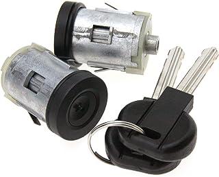 1 Paar Türzylinder mit Schlüssel für Peugeot Expert (1995 2007) Citroen Xantia