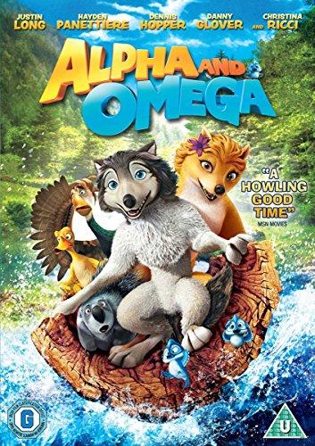 Alpha and Omega [DVD] [2017]