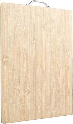 2のセット - 食品準備のためにボード100%天然竹エコフレンドリーウッドまな板、肉を切ります (Color : A-2 pcs)