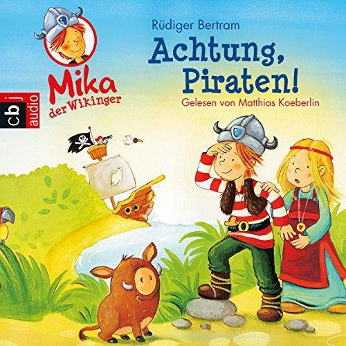 Achtung Piraten! Titelbild
