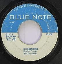 Lou Donaldson 45 RPM Midnight Creeper / Love Power