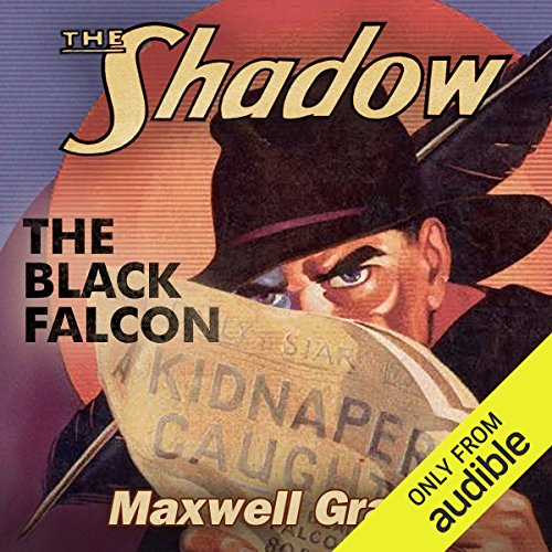 Couverture de The Black Falcon