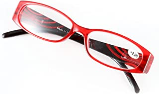 Aiweijia Elderly Reading Glasses Fashion Full Frame Reading Glasses Resin lens