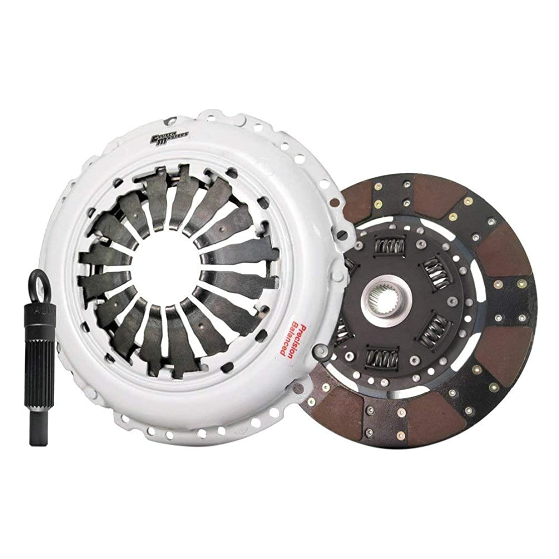 Clutch Masters 05500-HD0F-D Single Disc Clutch Kit with Heavy Duty Pressure Plate (Fiat 500 2012-2014 .)