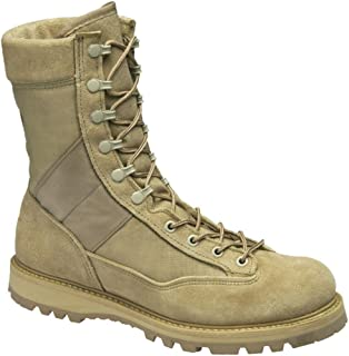 Corcoran Boots: Women`s Desert Tan Hot Weather Military Boots 4380