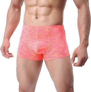 HaiDean Men's Shorts Boxer Boxer Modern Shorts Under Casual Warming Shawl Warming Underpants Men Men Briefs Briefs Thong U...