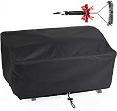 SHINESTAR CG306 Grill Cover for Pit Boss 75275 Stainless Steel Two-Burner Portable Grill, 24 Inch Grill Cover for Cuisinart CGG-306 Tabletop Gas Grill