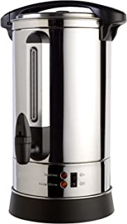 ProChef PU35 Professional Stainless Steel 35 Cup Insulated Hot Water Urn